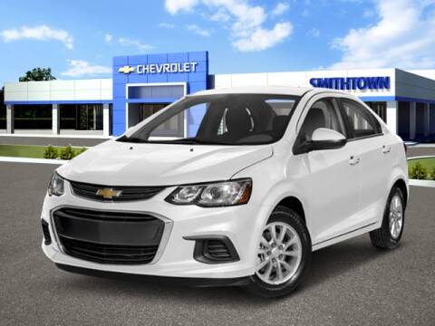 2020 Chevrolet Sonic for sale at CHEVROLET OF SMITHTOWN in Saint James NY
