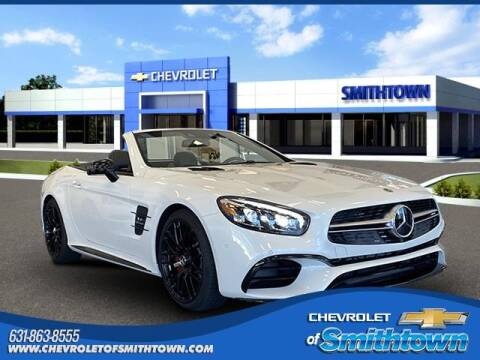 2019 Mercedes-Benz SL-Class for sale at CHEVROLET OF SMITHTOWN in Saint James NY