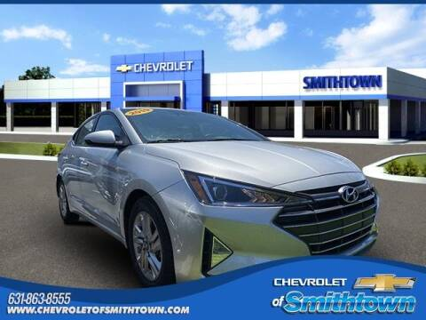2019 Hyundai Elantra for sale at CHEVROLET OF SMITHTOWN in Saint James NY