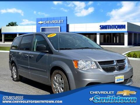 2017 Dodge Grand Caravan for sale at CHEVROLET OF SMITHTOWN in Saint James NY