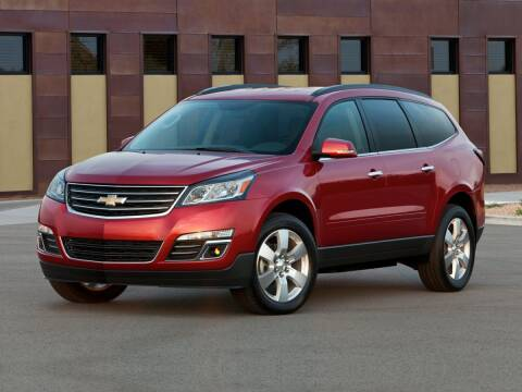 2017 Chevrolet Traverse for sale at CHEVROLET OF SMITHTOWN in Saint James NY