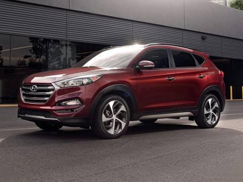 2017 Hyundai Tucson for sale at CHEVROLET OF SMITHTOWN in Saint James NY