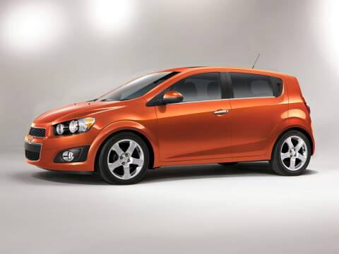 2016 Chevrolet Sonic for sale at CHEVROLET OF SMITHTOWN in Saint James NY