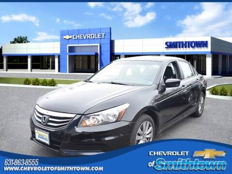 2012 Honda Accord for sale at CHEVROLET OF SMITHTOWN in Saint James NY