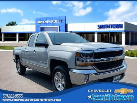 2017 Chevrolet Silverado 1500 for sale at CHEVROLET OF SMITHTOWN in Saint James NY