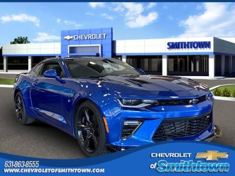 2018 Chevrolet Camaro for sale at CHEVROLET OF SMITHTOWN in Saint James NY