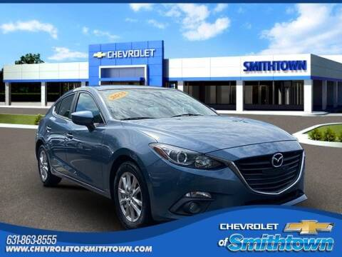 2015 Mazda MAZDA3 for sale at CHEVROLET OF SMITHTOWN in Saint James NY