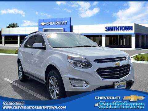 2017 Chevrolet Equinox for sale at CHEVROLET OF SMITHTOWN in Saint James NY