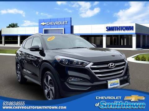 2017 Hyundai Tucson for sale at CHEVROLET OF SMITHTOWN in Saint James NY