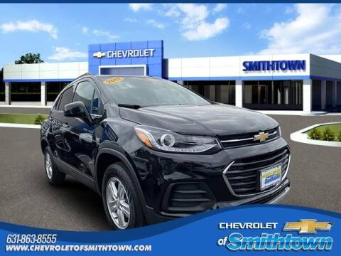 2017 Chevrolet Trax for sale at CHEVROLET OF SMITHTOWN in Saint James NY