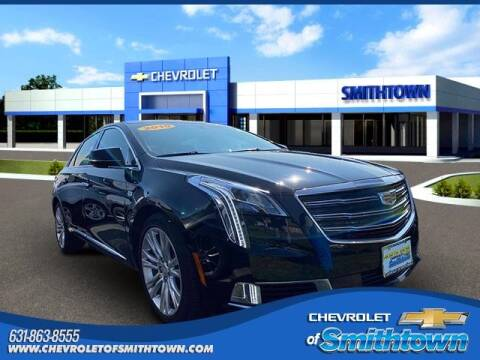 2019 Cadillac XTS for sale at CHEVROLET OF SMITHTOWN in Saint James NY