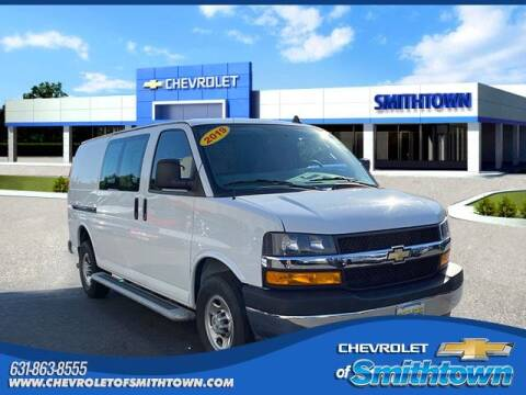 2019 Chevrolet Express Cargo for sale at CHEVROLET OF SMITHTOWN in Saint James NY
