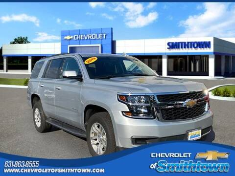 2019 Chevrolet Tahoe for sale at CHEVROLET OF SMITHTOWN in Saint James NY
