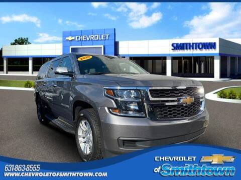 2020 Chevrolet Suburban for sale at CHEVROLET OF SMITHTOWN in Saint James NY