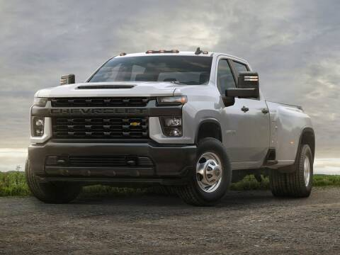 2020 Chevrolet Silverado 3500HD CC for sale at CHEVROLET OF SMITHTOWN in Saint James NY