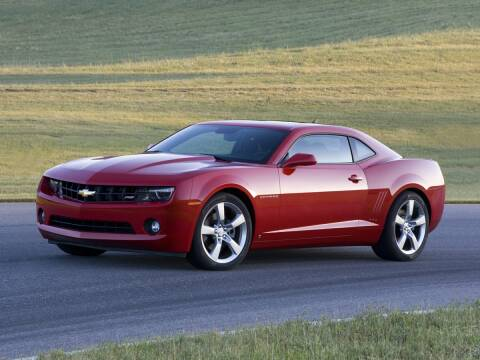 2012 Chevrolet Camaro for sale at CHEVROLET OF SMITHTOWN in Saint James NY