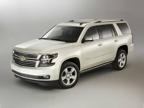 2015 Chevrolet Tahoe for sale at CHEVROLET OF SMITHTOWN in Saint James NY