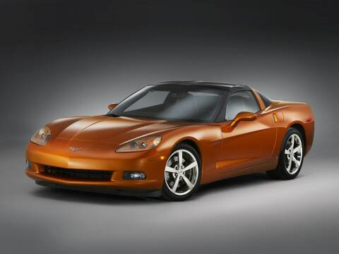 2008 Chevrolet Corvette for sale at CHEVROLET OF SMITHTOWN in Saint James NY