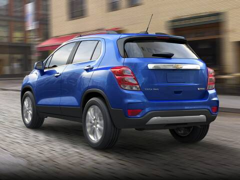 2019 Chevrolet Trax for sale at CHEVROLET OF SMITHTOWN in Saint James NY