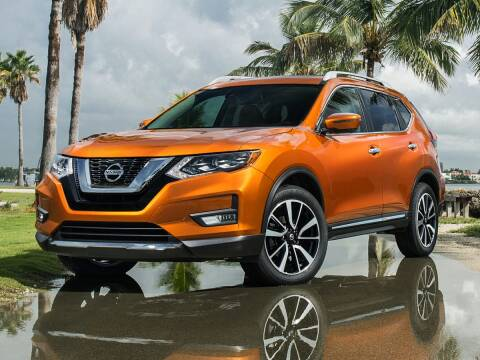 2019 Nissan Rogue for sale at CHEVROLET OF SMITHTOWN in Saint James NY