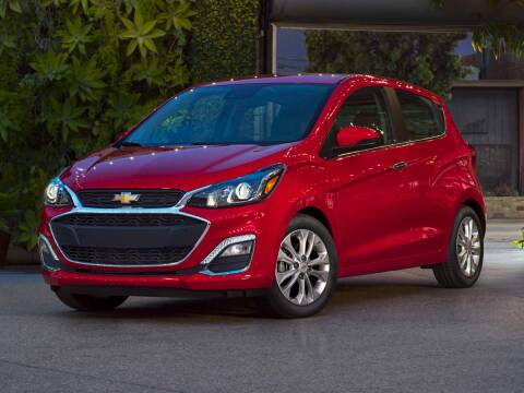 2021 Chevrolet Spark for sale at CHEVROLET OF SMITHTOWN in Saint James NY