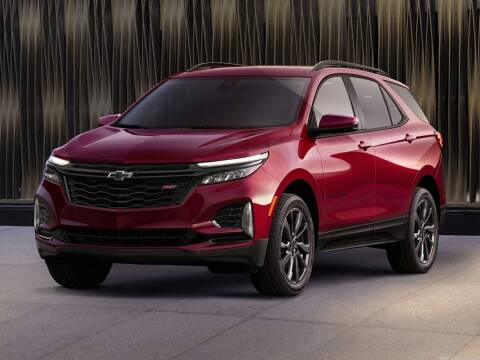 2021 Chevrolet Equinox for sale at CHEVROLET OF SMITHTOWN in Saint James NY