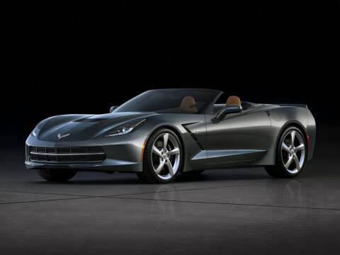 2016 Chevrolet Corvette for sale at CHEVROLET OF SMITHTOWN in Saint James NY