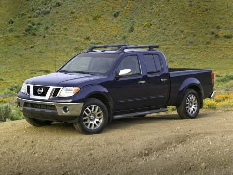2011 Nissan Frontier for sale at CHEVROLET OF SMITHTOWN in Saint James NY