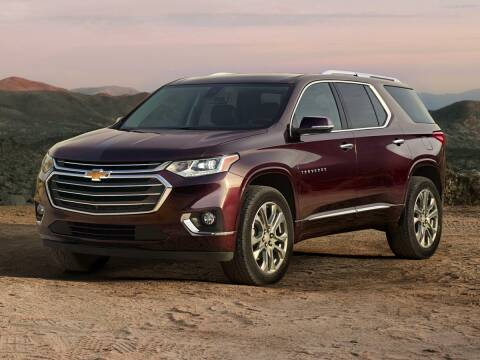 2020 Chevrolet Traverse for sale at CHEVROLET OF SMITHTOWN in Saint James NY
