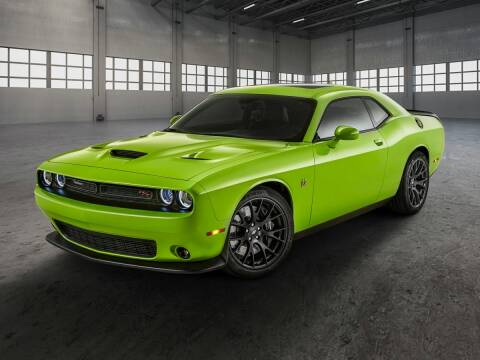 2019 Dodge Challenger for sale at CHEVROLET OF SMITHTOWN in Saint James NY