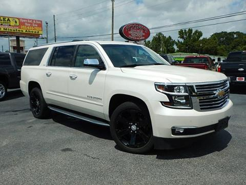 2015 Chevrolet Suburban for sale in Theodore, AL
