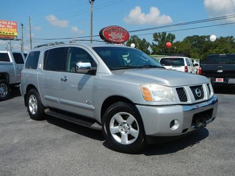 2007 Nissan Armada for sale in Theodore, AL