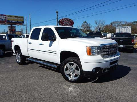 2013 GMC Sierra 2500HD for sale in Theodore, AL