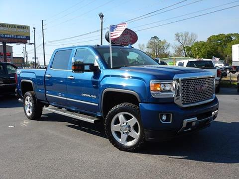 2015 GMC Sierra 2500HD for sale in Theodore, AL