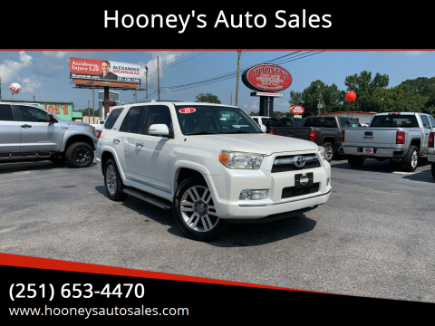 2010 Toyota 4Runner for sale at Hooney's Auto Sales in Theodore AL