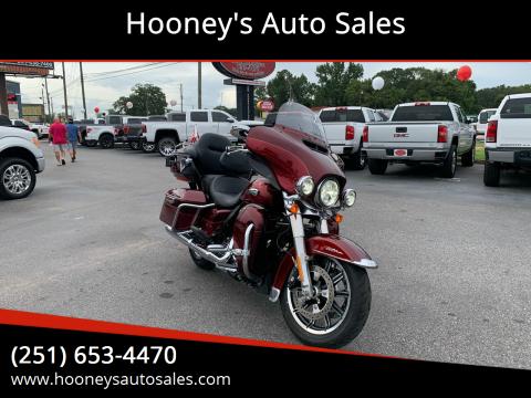 2017 Harley-Davidson FLHTCU for sale at Hooney's Auto Sales in Theodore AL