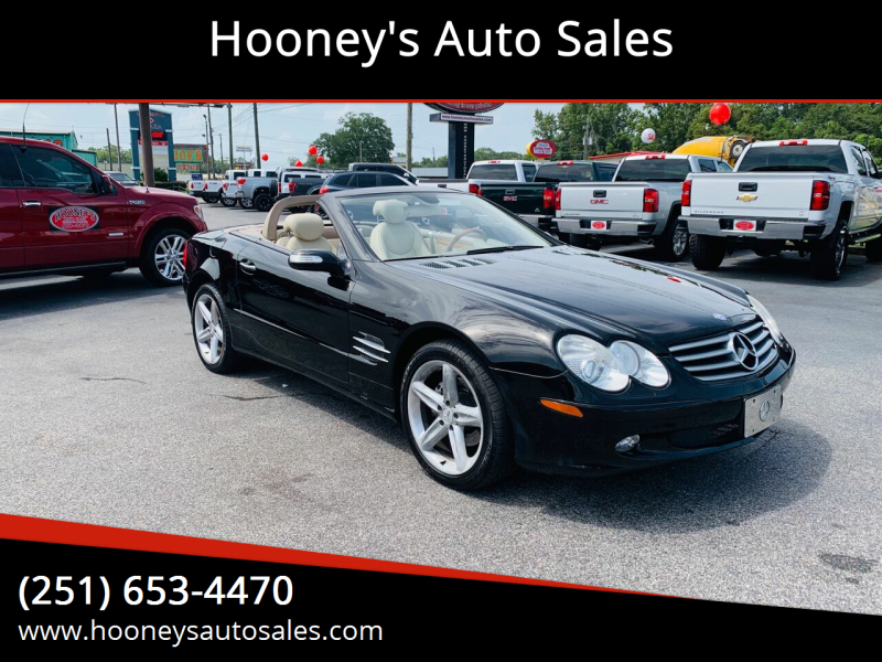 2005 Mercedes-Benz SL-Class for sale at Hooney's Auto Sales in Theodore AL