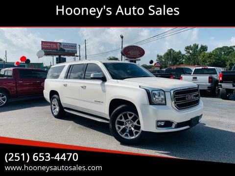 2015 GMC Yukon XL for sale at Hooney's Auto Sales in Theodore AL