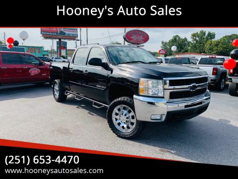 2008 Chevrolet Silverado 2500HD for sale at Hooney's Auto Sales in Theodore AL