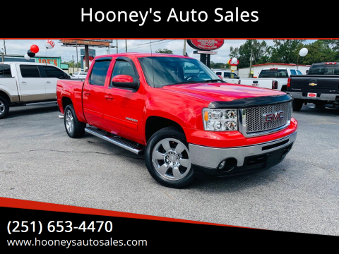 2010 GMC Sierra 1500 for sale at Hooney's Auto Sales in Theodore AL