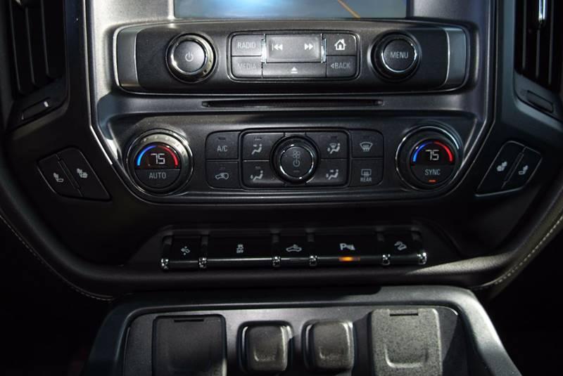 2015 Chevrolet Silverado 1500 4x4 LTZ 4dr Crew Cab 5.8 ft. SB w/Z71 - Theodore AL