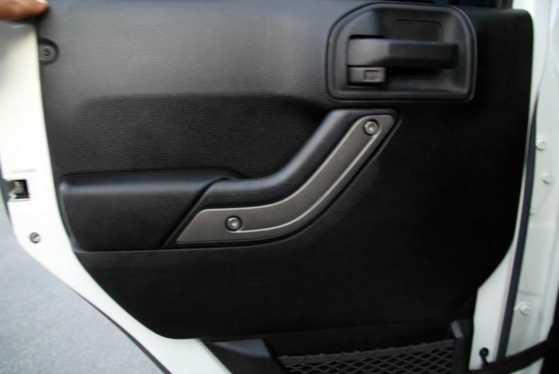 2013 Jeep Wrangler Unlimited Sport 4x4 4dr SUV - Theodore AL