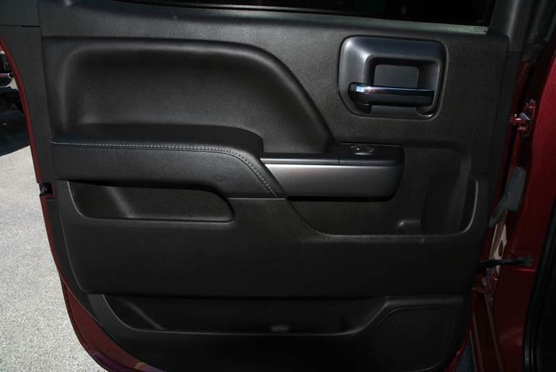 2015 Chevrolet Silverado 1500 LT 4x4 4dr Crew Cab 5.8 ft. SB - Theodore AL
