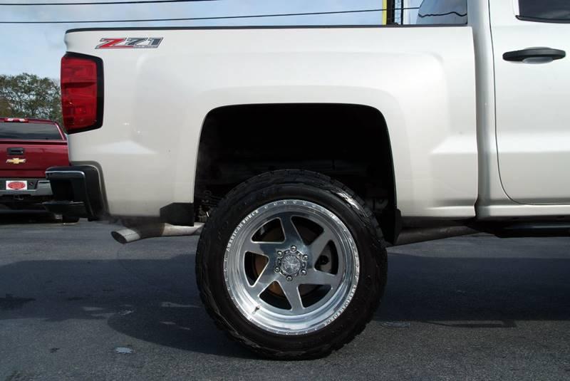 2014 Chevrolet Silverado 1500 4x4 LT 4dr Crew Cab 5.8 ft. SB w/Z71 - Theodore AL