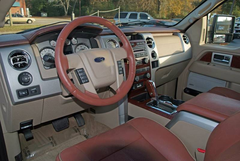 2010 Ford F-150 4x2 King Ranch 4dr SuperCrew Styleside 5.5 ft. SB - Theodore AL