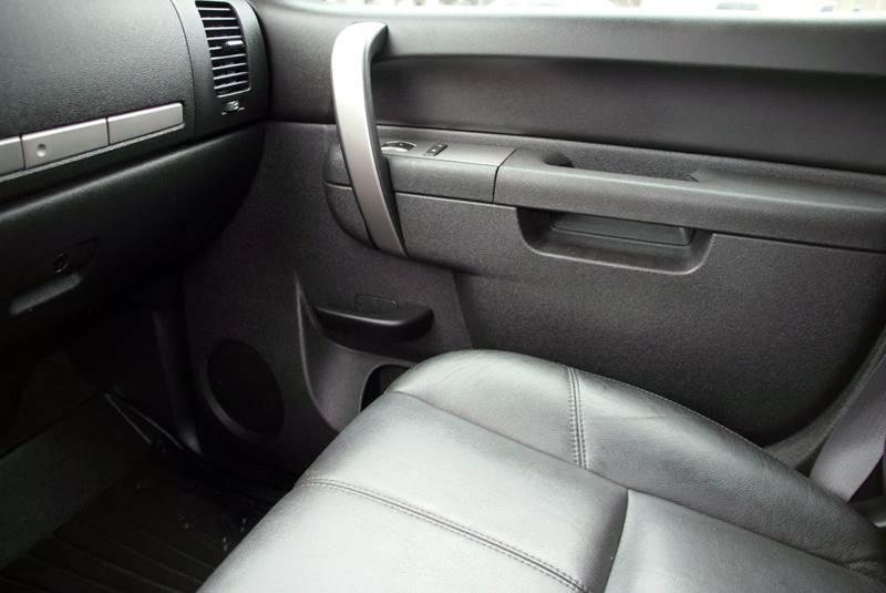 2012 Chevrolet Silverado 1500 4x4 LT 4dr Crew Cab 5.8 ft. SB - Theodore AL