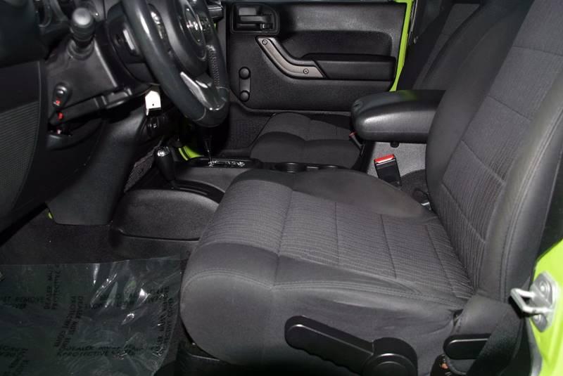 2012 Jeep Wrangler 4x4 Sport 2dr SUV - Theodore AL