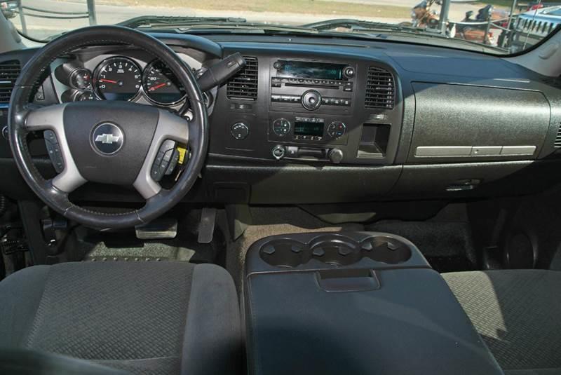 2008 Chevrolet Silverado 1500 LT1 4WD 4dr Crew Cab 5.8 ft. SB - Theodore AL