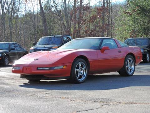 1995 Chevrolet Corvette for sale in Taunton, MA