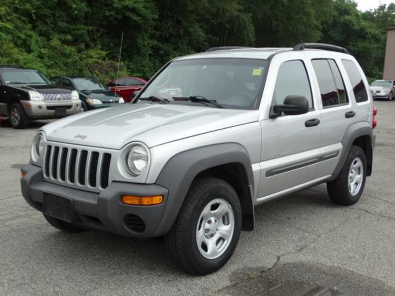 2003 Jeep Liberty 4dr Sport 4wd Suv In Taunton Ma Loftus Auto City